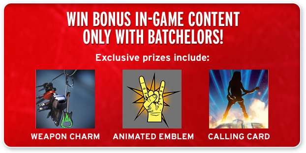 Win In-Game Content With Batchelors